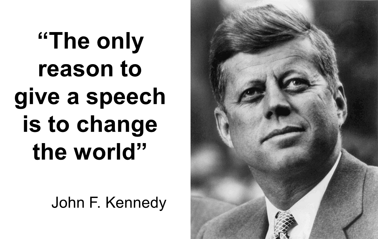 Kennedy go to the moon speech