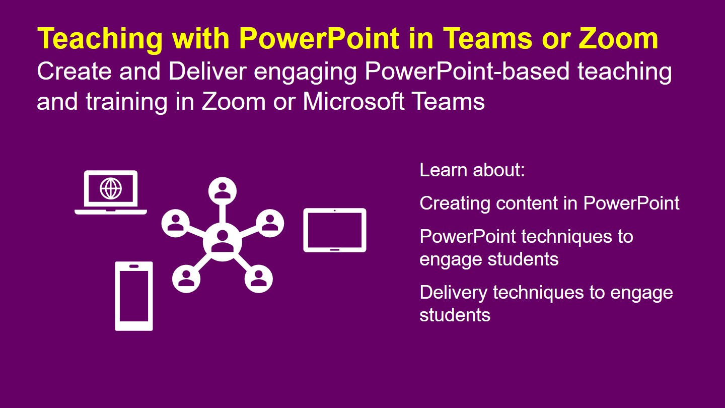 11 Options for Presenting PowerPoint Slides in Zoom  Think Outside